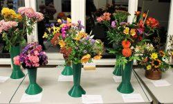 Class 6:  Vase of Garden Flowers (1)