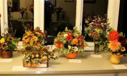 Class 7:  Autumn Flower Arrangement