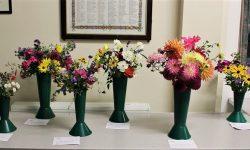 Class 6:  Vase of Garden Flowers (2)
